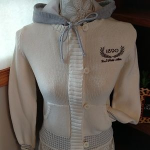 U.S. Polo Assn. Sweater hoodie. Size M